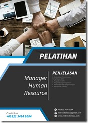 training pengenalan manage people murah
